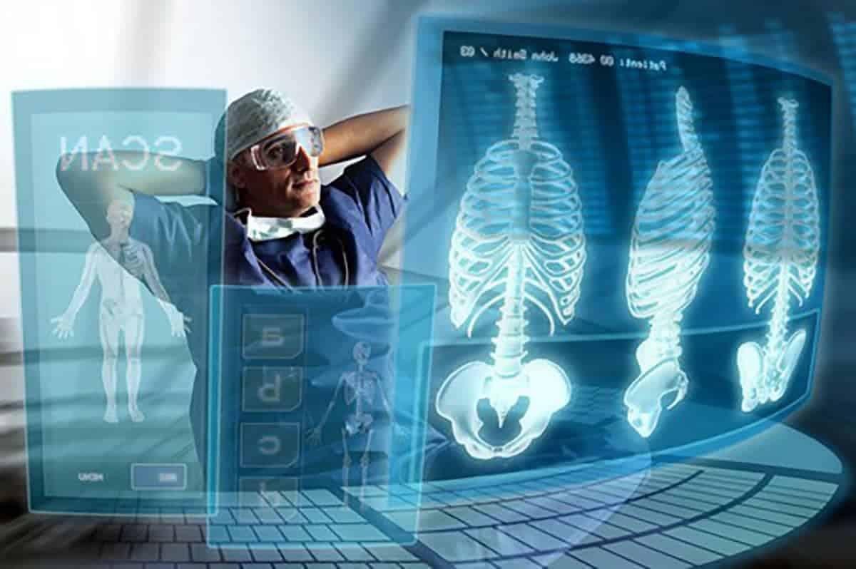 Enviando exames de imagem para seu médico<span class=