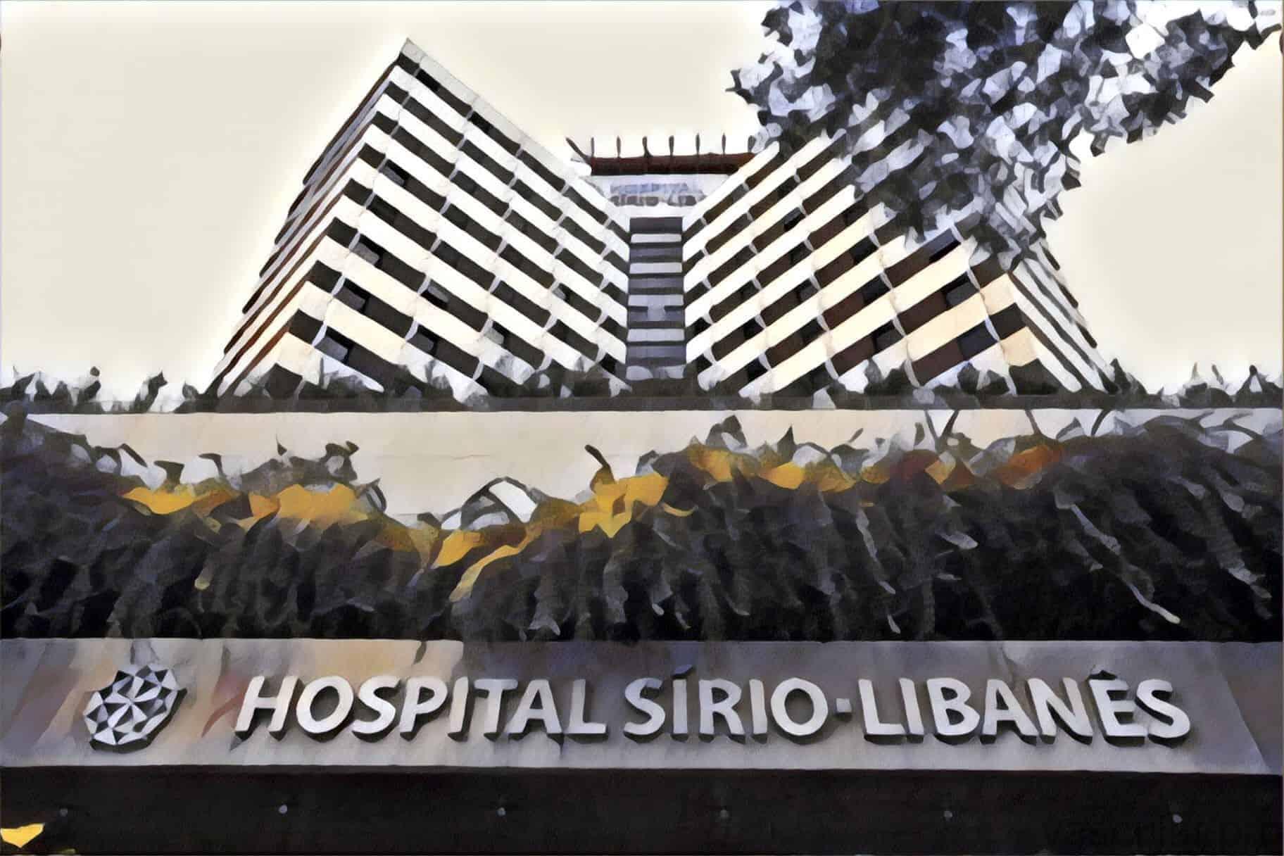Hospital Sirio Libanês<span class=