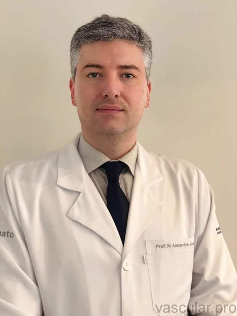 Cirurgião Vascular Dr Alexandre Amato