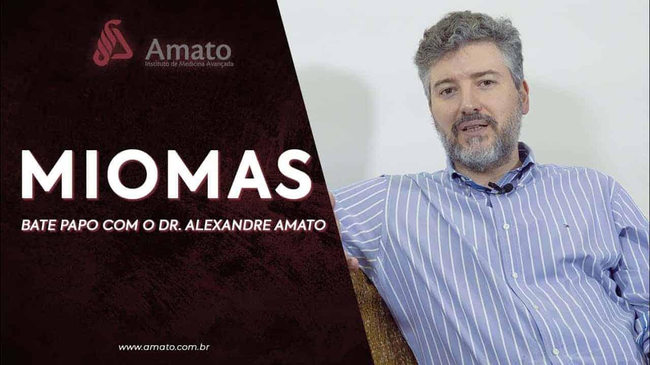 Miomas – Bate Papo com o Dr. Alexandre Amato<span class=