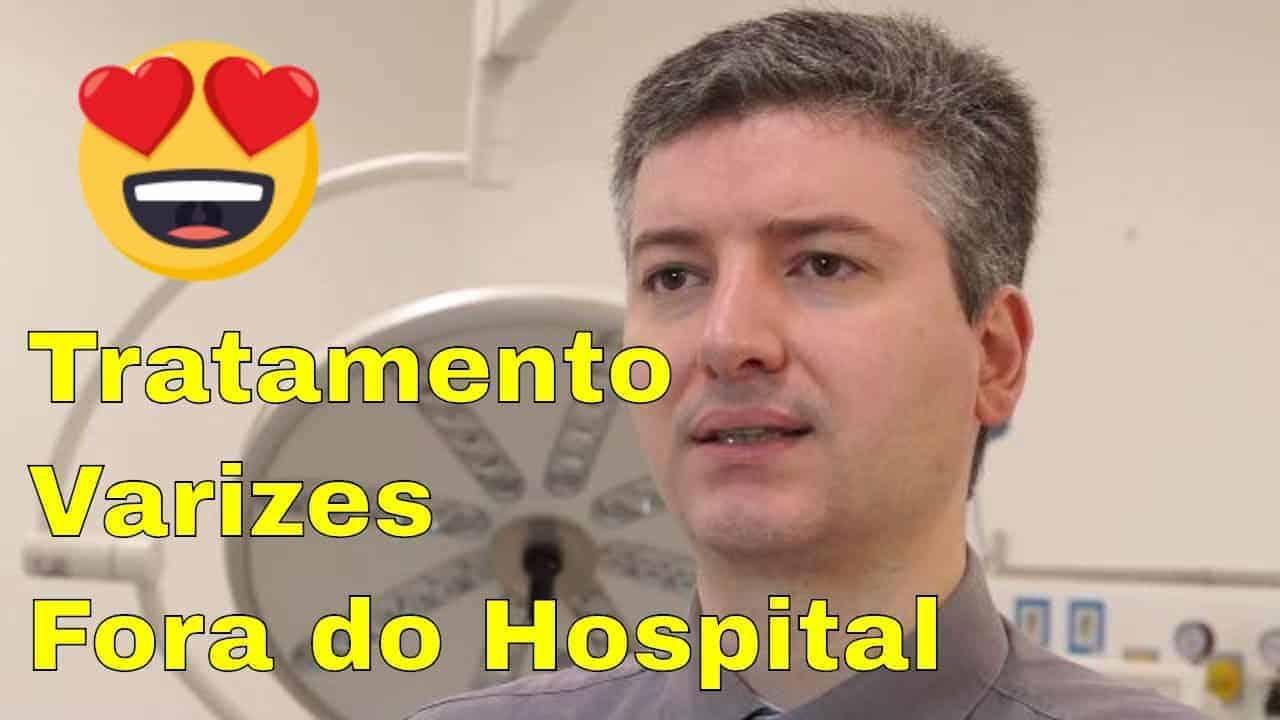 Cirurgia de Varizes fora do hospital geral, é possível? Tratamento com laser em hospital dia<span class=