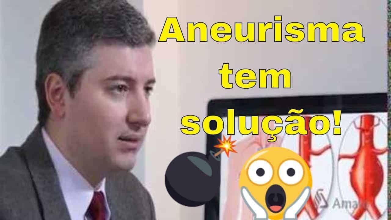 Aneurismas de Aorta: Dr. Alexandre Amato<span class=
