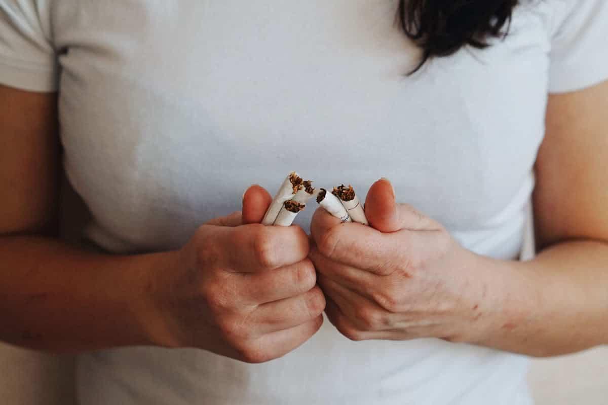 Como parar de fumar?<span class=