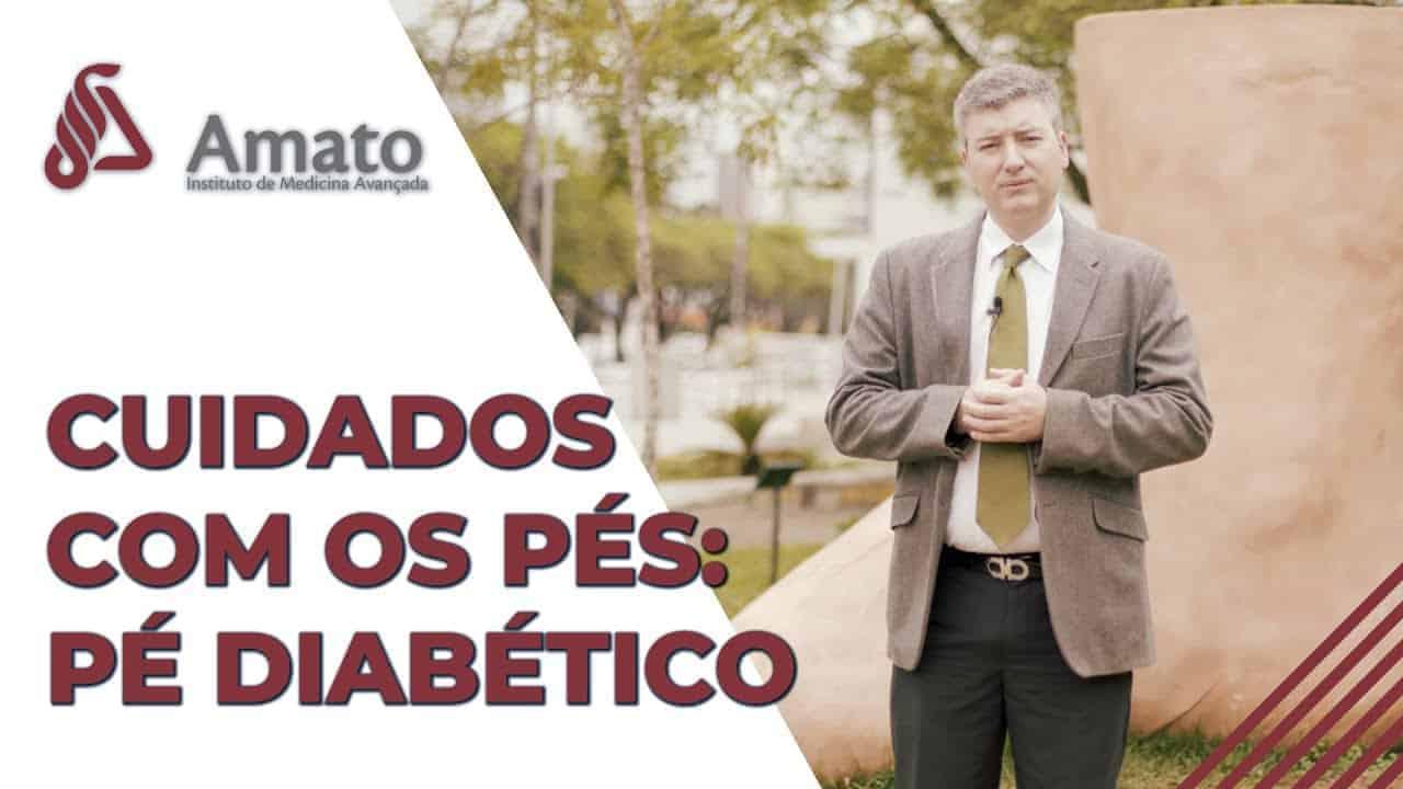 Cuidados com o pé diabético. O que fazer para evitar complicações.<span class=
