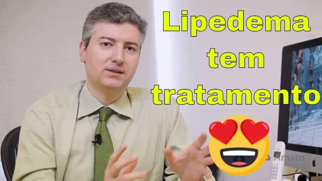 Tratamento de Lipedema. Tem tratamento.<span class=